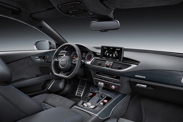 Фото №3 - Audi RS 7 Performance: 605 очень хитрых лошадей