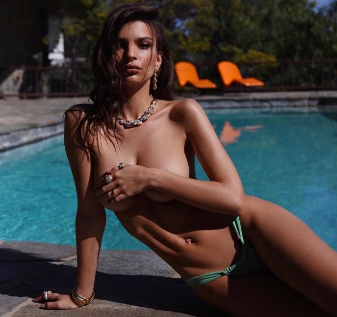 Фото №1 - Эмили Ратаковски рассказала, в чем изюминка ее сексуальности