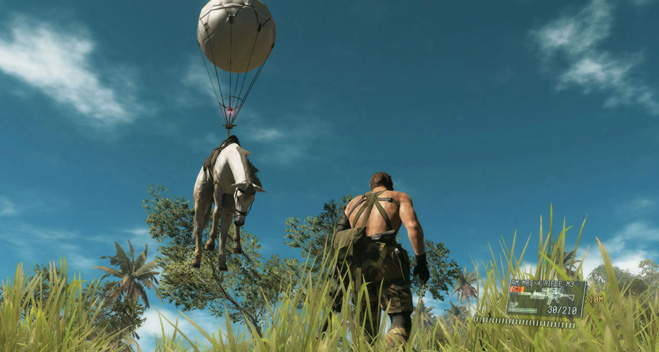 Metal Gear Solid V: The Phantom Pain PS4, Xbox One