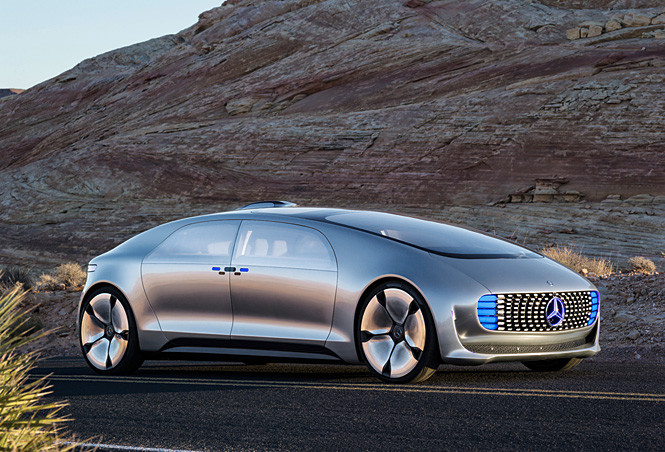 Vision F 015 Luxury in Motion