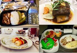 Чем кормят пассажиров разные авиакомпании (фотоподборка, которую лучше смотреть на сытый желудок)