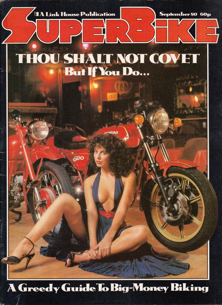 Фото №10 - Сексуальные девушки байкеров из 1980-х!