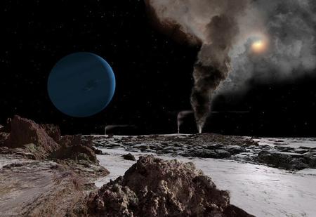 Вот как выглядит Солнце с каждой из планет Солнечной системы (галерея)
