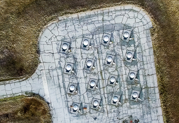5 грандиозных заброшенных сооружений