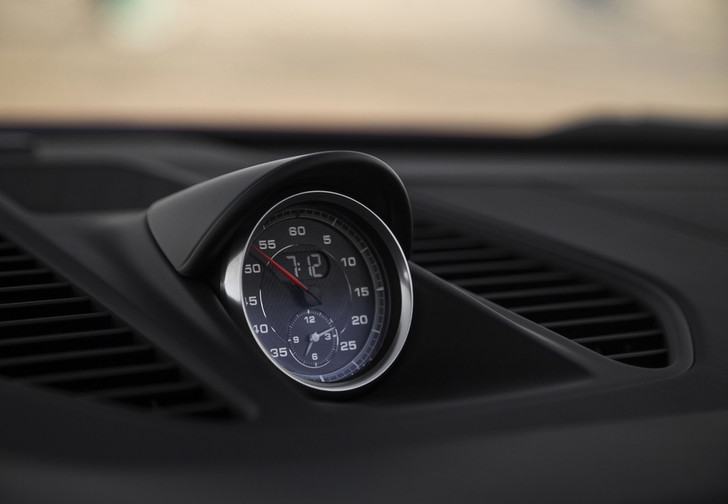 Фото №4 - Что значит надпись GTS на Porsche 911?