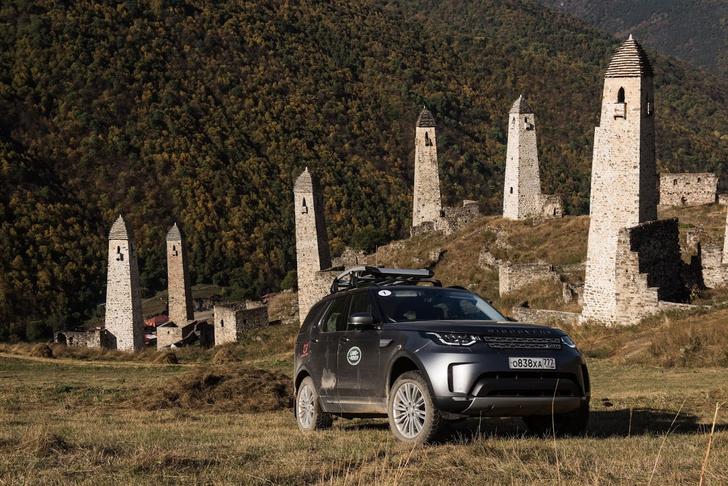 Фото №4 - Как MAXIM вместе с Land Rover Россию открывал!