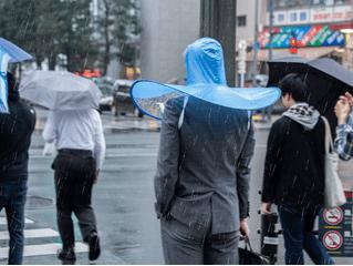 Японский аналог зонта, которым почему-то никто не хочет пользоваться