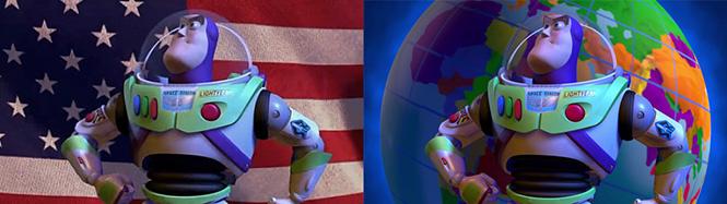 кадр из мультфильма история игрушек
