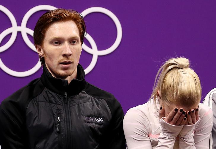 Фото №1 - Наши фигуристы опять упустили медаль. А великая Тарасова назвала их «сырыми»
