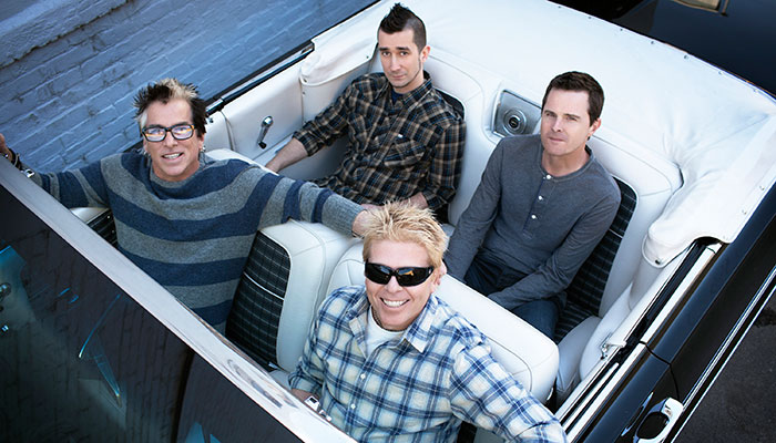 Фото №1 - The Offspring: «У нас есть треки, на которых все довольно плохо. Так плохо, что их и не стоило записывать»