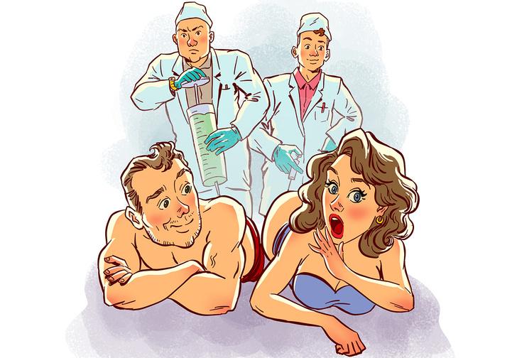 Фото №1 - Ура, у нас тестикулы! 25 причин радоваться, что ты мужчина!