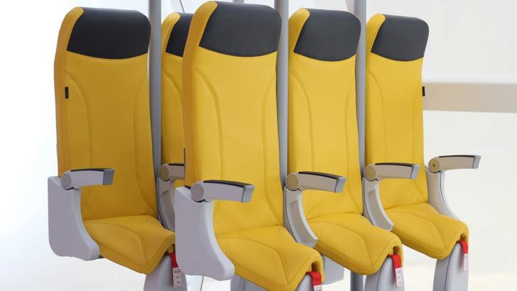 Фото №6 - Спальный салон Airbus, похожий на стерильный плацкарт (ГАЛЕРЕЯ, ВИДЕО)