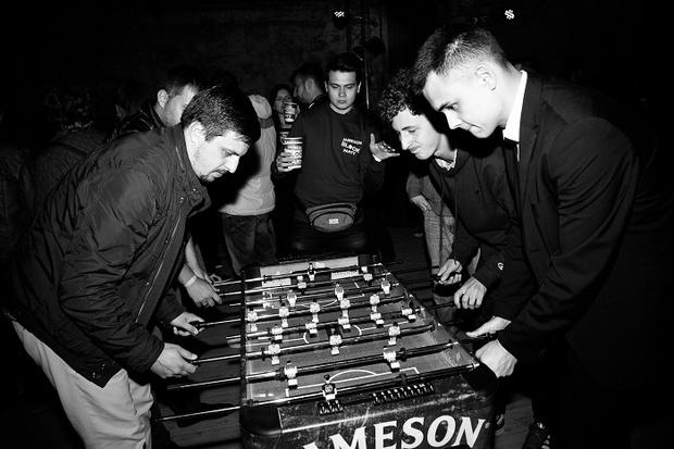 Фото №14 - Легендарная вечеринка Jameson Block Party вернулась
