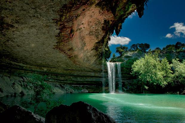Фото №1 - Идеи для отпуска: О. Гамильтона, Техас