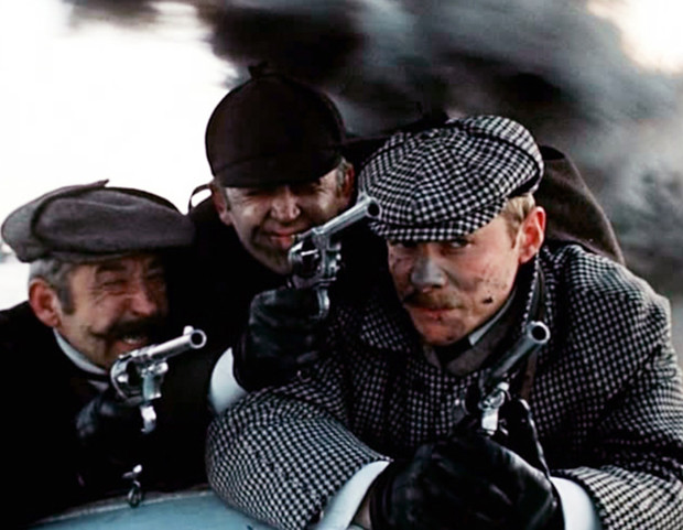 Фото №4 - 100 фактов о Шерлоке Холмсе!