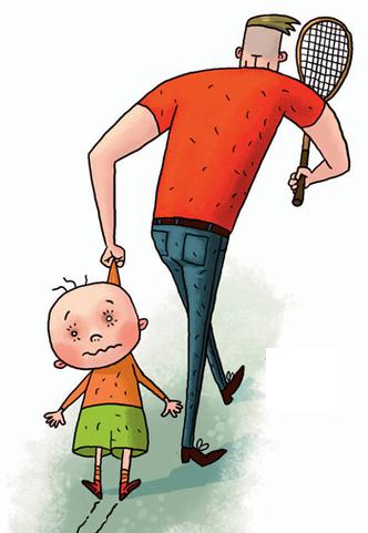 Фото №11 - Вредные советы для начинающих отцов