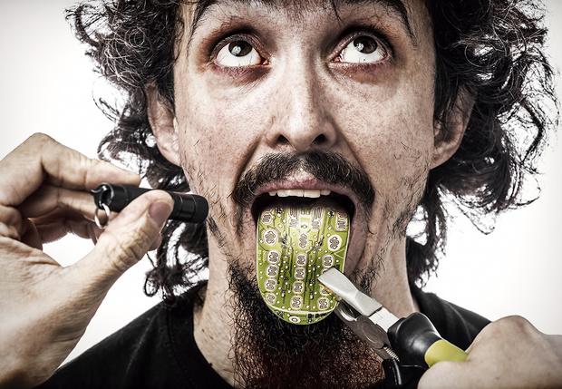 Фото №6 - Испытано на себе! Каково это — жить с электронным чипом в руке? И, главное, зачем?