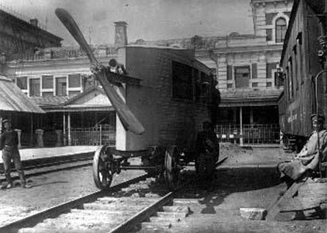Фото №6 - История советского шаропоезда, чуть не перевернувшего представление о железной дороге в 30-х годах