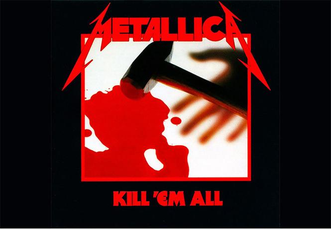 8 железных фактов о первом альбоме Metallica 'Kill 'em All'