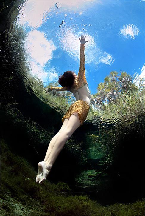 Девушки под водой - 2