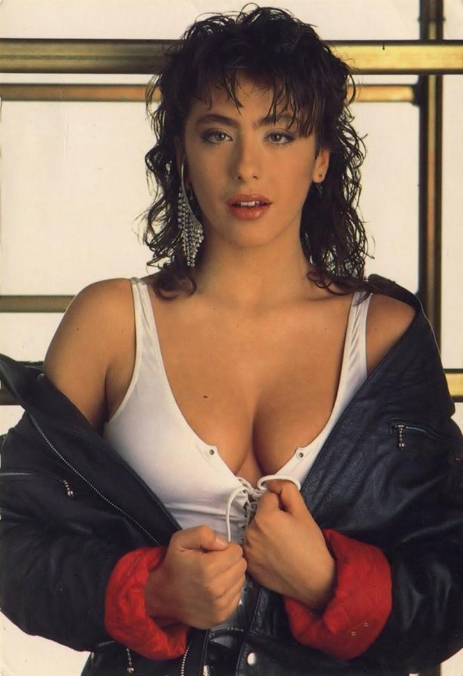 Секс символ недели: Сабрина Салерно