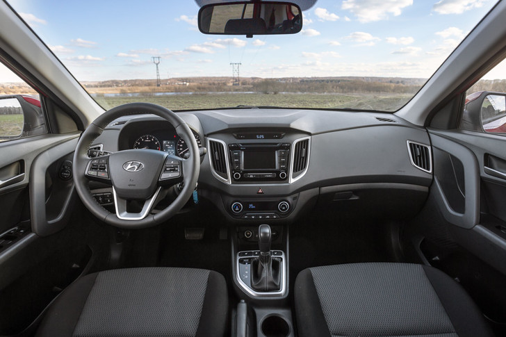 Фото №3 - Появился Hyundai Creta 2018 модельного года