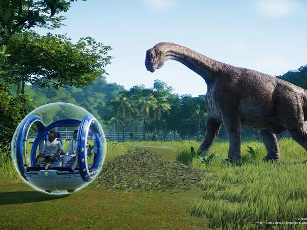 Фото №1 - Jurassic World: Evolution и другие главные игровые новинки месяца