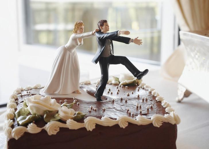 Фото №3 - 8 спонтанных и дерзких побегов со свадьбы