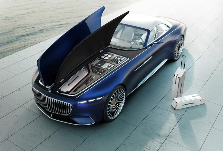 Фото №19 - Новый концепт Mercedes  будто напоминает нам, кто вообще принес автомобильность на планету Земля