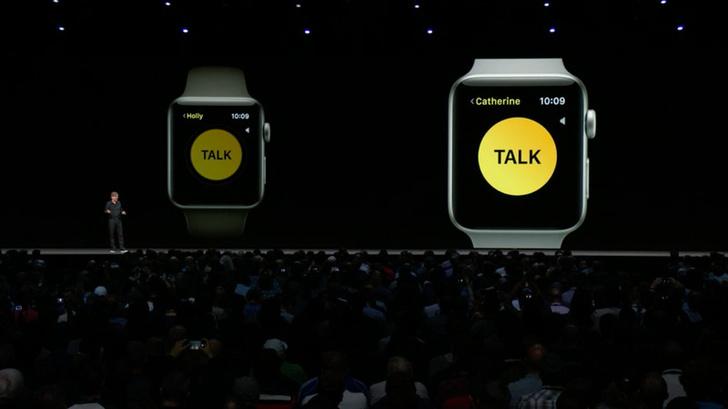Фото №2 - Apple представила новый ремешок для часов! (и новые iOS и macOS)
