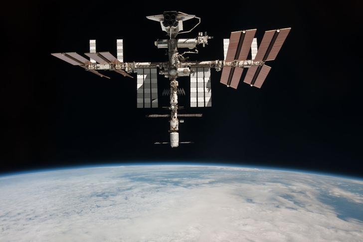 Фото №1 - На МКС откроют элитный VIP-отель люкс-класса