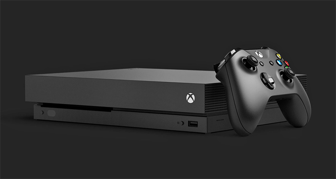 Фото №3 - Напоминание дня: Xbox One X уже в продаже!