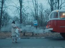 Наталия Орейро сняла новогодний клип в Балашихе. Смотри, что получилось