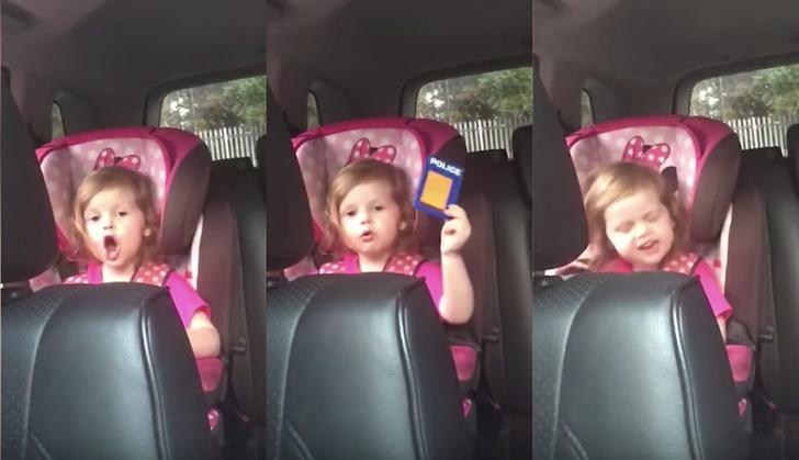 Фото №1 - Умилительная интерпретация «Богемской рапсодии» от трехлетней девочки (видео)