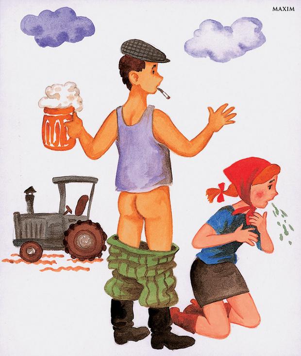 Пиво и чеснок