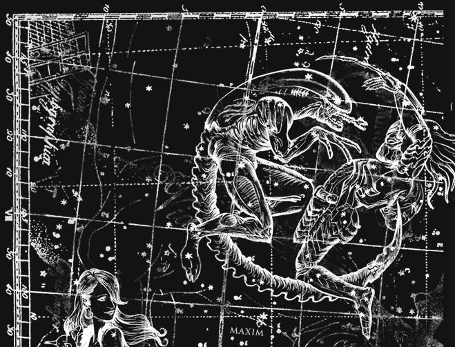 Созвездие Чужого и Хищника