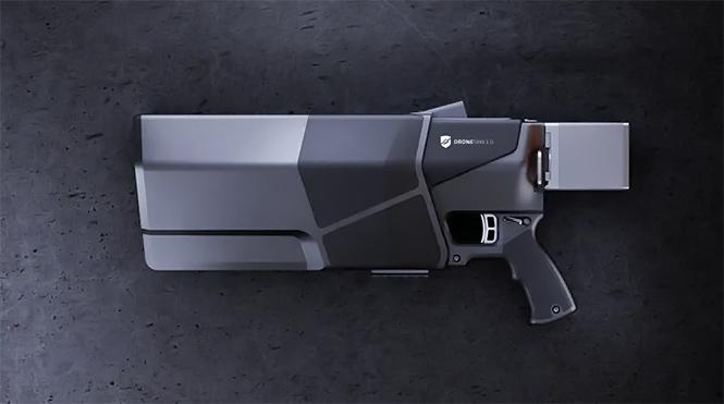 Фото №2 - Выпущено новое оружие против дронов Dronegun MKIII
