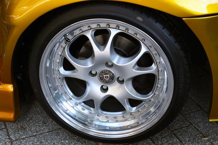 Фото №1 - 25 необычных колес