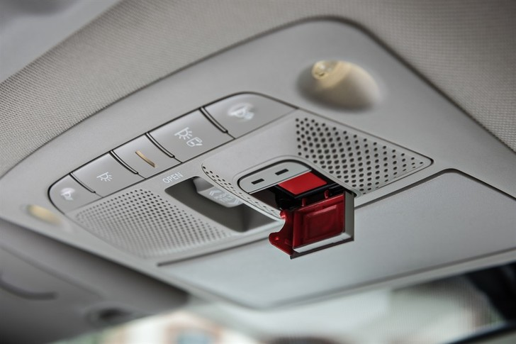 Фото №12 - Кресла «нулевой гравитации», красная кнопка и еще кое-что о Nissan Murano