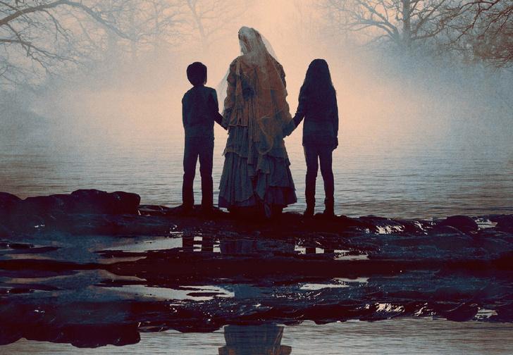Фото №1 - Жутковатый трейлер хоррора  «Проклятие плачущей»: злобные духи, проклятия и немного экзорцизма