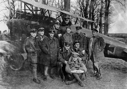 Фото №5 - История Красного барона, величайшего аса Первой мировой войны