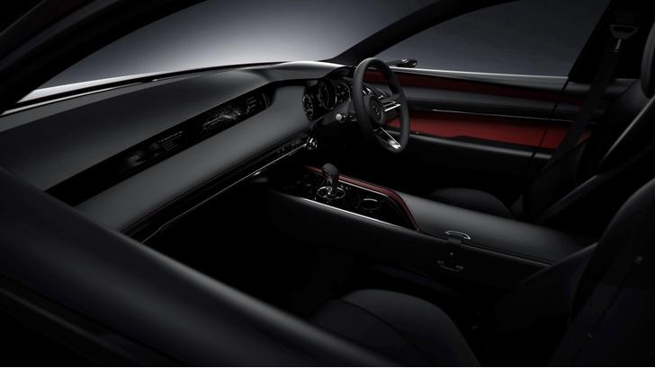 Фото №10 - Концепт Kai — предвестник новой Mazda3?