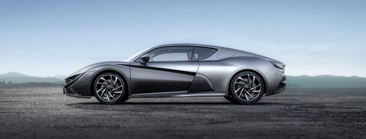 Фото №1 - Первый китайский электромобиль, который будет продаваться в США