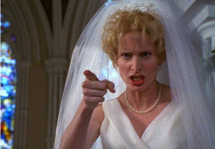 Фото №1 - В Фейсбуке нашли, пожалуй, худшую невесту в мире