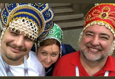 Из-за футбола в России в 16 раз выросли продажи кокошников!