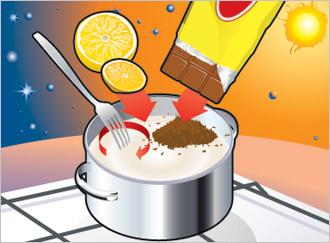 Как самому сделать вкусное мороженое