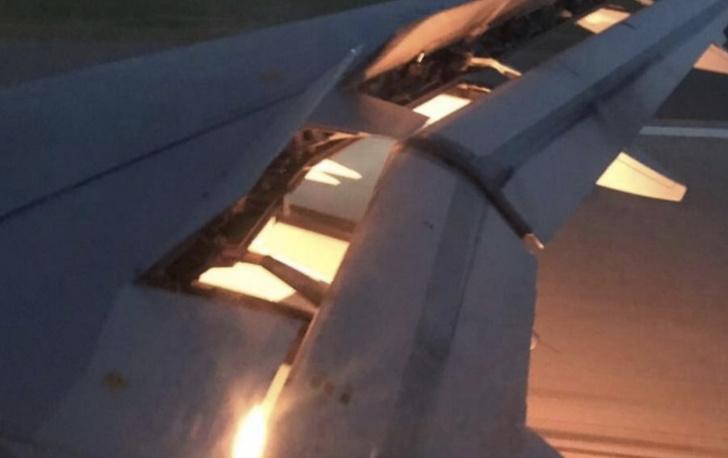 Фото №1 - Правда ли, что самолет со сборной Саудовской Аравии чуть не разбился?