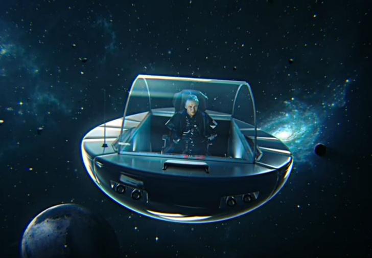 Фото №1 - Вышел новый клип «Мумий Тролль», и он космически хорош!