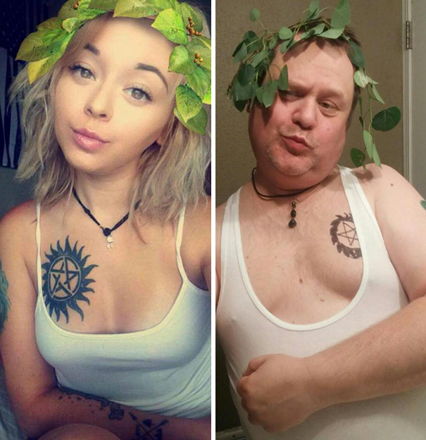 Фото №4 - Мужчины, пародирующие типично женские фото в Инстаграме, выглядят круче, чем женщины!