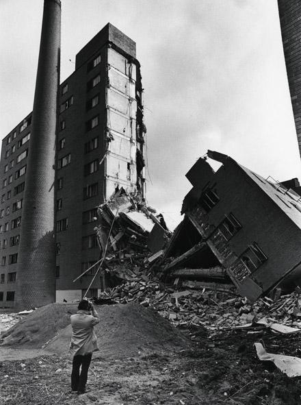 Фото №1 - Поучительная история американского эксперимента с постройкой спального района в стиле СССР